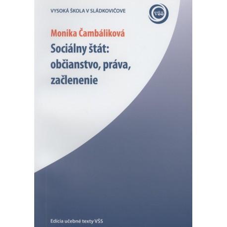 Sociálny štát: občianstvo, práva, začlenenie