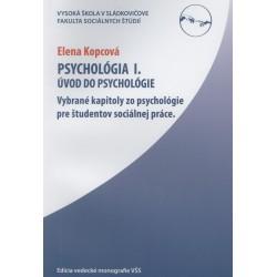 Psychológia I. (Psychické procesy)