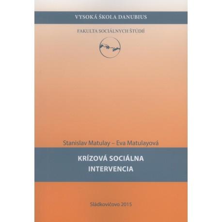 Krízová sociálna intervencia