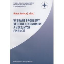 Vybrané problémy verejnej ekonomiky a verejných financií
