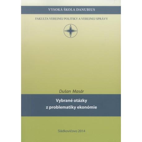 Vybrané otázky z problematiky ekonómie