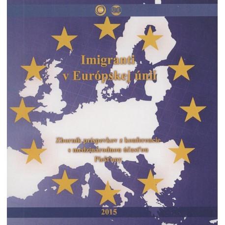 Imigranti v Európskej únii
