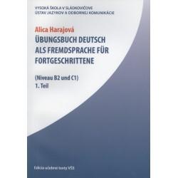 Übungsbuch Deutsch als Fremdsprache für Fortgeschrittene