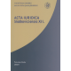 Acta iuridica Sladkoviciensia XII.