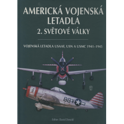 Americká vojenská letadla 2. světové války