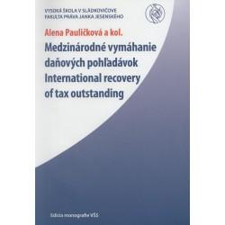 Medzinárodné vymáhanie daňových pohľadávok (International recovery of tax outstanding)