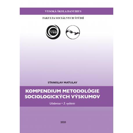 Kompendium metodológie sociologických výskumov